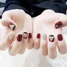 Nails french toes glitter 21 ideas for 2019 Nail Art Designs, French Nail Designs, Nails Design, Love Nails, Swag Nails, Pink Nails, Trendy Nail Art, Stylish Nails, Christmas Nail Designs
