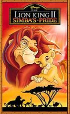 The Lion King WWW Archive: Simba's Pride