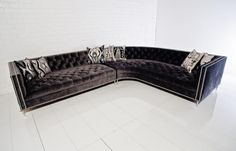 Curved Hollywood Sectional - RoomServiceStore.com