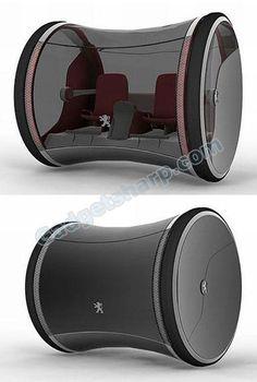 Ozone - Hydrogen Car for Peugeot