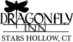 Dragonfly Inn Logo - Gilmore Girls