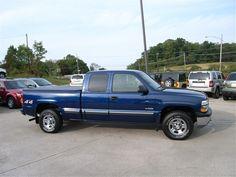 2002 Chevrolet Silverado 1500 Ext 4x4  Humes Chrysler-Jeep-Dodge  1.866.414.5706