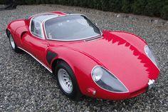 1968-Alfa Romeo Tipo 33 Stradale