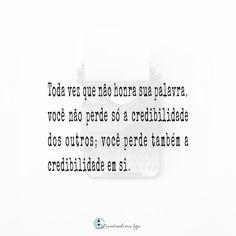 Booom diiiaaaaa... ☀ Use as palavras com cuidado, elas têm o poder de construir e destruir. 🙏🏽😀 ⠀⠀⠀⠀⠀⠀⠀⠀⠀⠀⠀⠀⠀⠀⠀⠀ Encontrandomeulugar.com #honra #compromisso #verdade