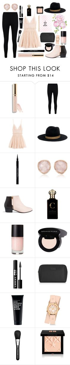 """set 15"" by katherine-lowden ❤ liked on Polyvore featuring Beautycounter, Boohoo, Alexander McQueen, Janessa Leone, Givenchy, Monica Vinader, Nine to Five, Clive Christian, LORAC and SkinCare"