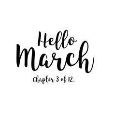 quotes indonesia Hello March, Chapter 3 of Month Of March Quotes, March Month, Hello March Quotes, Hello January, Happy March, December, Motivational Posts, Inspirational Quotes, Cute Quotes