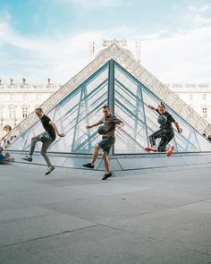 Wow look at marcus Twin Brothers, Louvre, Paris, Building, Travel, Mac, Group, Guinness, Twins