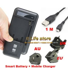 EU/UK/AU USB Desktop Dock Cradle Battery Mobile Phone Charger+USB Cable For Samsung Galaxy Ace Style G357FZ,Galaxy Note 3