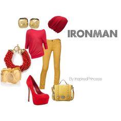 Iron Man The Avengers Avengers Costumes, Iron Man Avengers, My Style, Fashion, Moda, Fashion Styles, Fashion Illustrations