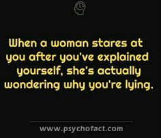 I'm a very good lie detector. Psychology Says, Psychology Fun Facts, Psychology Quotes, True Facts, Weird Facts, Real Life Quotes, Me Quotes, Narcissistic Behavior, Lie Detector