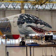 Embraer E190-E2 Special Paint.
