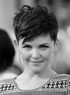 2013 Short Hairstyles for Women - Hair Cuts Styles Trends - My list of women's hair styles Very Short Haircuts, Cute Hairstyles For Short Hair, Short Hair Cuts For Women, Short Hair Styles, Cropped Hairstyles, Pixie Haircuts, Sassy Haircuts, Layered Hairstyles, Pixie Hairstyles