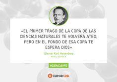 Catholic-Link Español — Frases de Ciencia y Fe