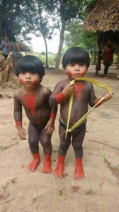 Hermosos niños de la Amazonia Colombiana - #Amazonia #colombiana #Colombianas #de #hermosos #la #Niños
