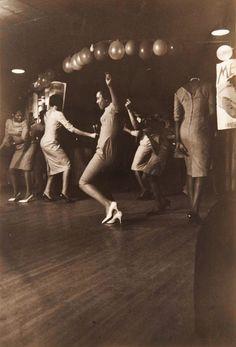 Dance little sister....