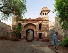 Zaib Un Nisa Garden Gateway, Lahore