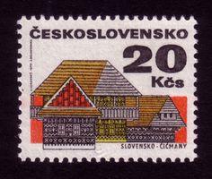 Houses, Cicmany 20k http://www.olivertomas.com/
