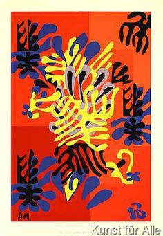 Henri Matisse - La Mimosa, 1951