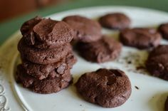 Claire's glutten free chocolate cookies