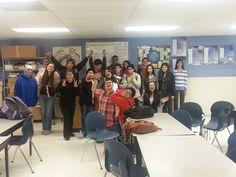 Oceana High School's groundbreaking Social Club is a lesson in team building