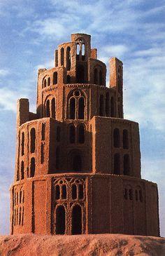 Pieter Wiersma Sand Castle #sandcastle