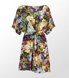 Kenzo flower dress
