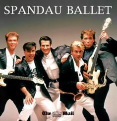 Free Spandau Ballet CD this weekend: The biggest hits from the ...