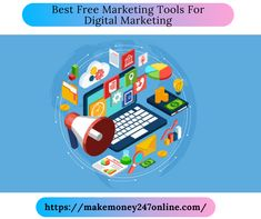 There are lots of free online marketing tools to help you succeed as an online entrepreneur, we've analysed many and recommend these Online Marketing Tools, Email Marketing, Affiliate Marketing, Digital Marketing, Way To Make Money, Make Money Online, Free Market, Online Entrepreneur, Check