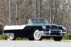 1955 PONTIAC STAR CHIEF CONVERTIBLE - Barrett-Jackson Auction Company - World's Greatest Collector Car Auctions