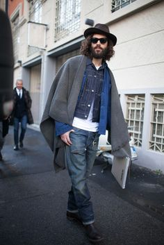 Milan Men's Fashion Week street style [Photo by Kuba Dabrowski]