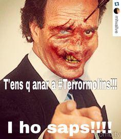 #Repost @mhvallve  Tens q anar a #terrormolins. No t'ho perdis!!! #molinshorror #molinshorrorfestival @terrormolins http://ift.tt/1Pg1ksO #molinsderei