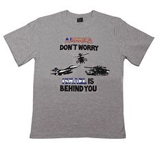 Top quality, machine washable - cotton Show your love and support for the defenders of Israel - as well as your sense of fun - with this great t-shirt. It features a fighter plane, an attack helicopter, and a tank. Jewish Quotes, Jewish Humor, Israeli Flag, Attack Helicopter, Great T Shirts, Shape Design, Don't Worry, No Worries, Army