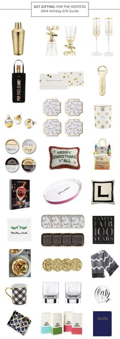 Gift Guide for the hostess in your life!