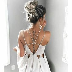 the details are everything. cutout romper