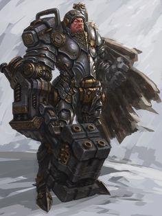 Steam Works Knight