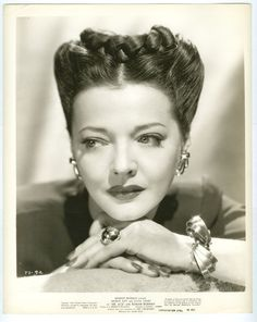 SYLVIA SIDNEY original movie photo 1946 MR. ACE in Entertainment Memorabilia, Movie Memorabilia, Photographs | eBay