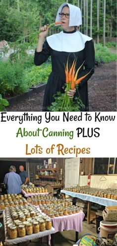 Everything You Need to Know About Canning PLUS Lots of Recipes - One Hundred Dollars a Month - With canning season upon us, I thought I'd do a quick round-up of all of my canning recipes over - Canning Tips, Home Canning, Pressure Canning Recipes, Canning Food Preservation, Preserving Food, Antipasto, Canning Vegetables, Veggies, Do It Yourself Food