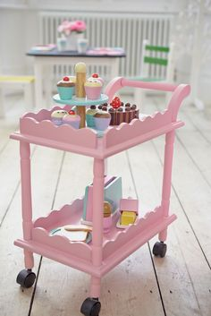 Kids playshops, play shops for children, pretend food stall, children's role play, play market stall, play food, wooden food for kids, children's play shops, play trolley for children, tea time trolley