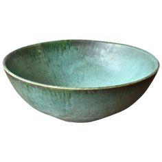 Kasper Würtz Unique Stoneware Bowl | 1stdibs.com