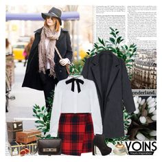 """""""Yoins #15"""" by natza ❤ liked on Polyvore featuring Børn, ALDO, Proenza Schouler, women's clothing, women's fashion, women, female, woman, misses and juniors"""