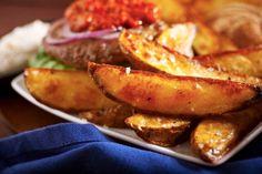 suntagi gia tiganites patates me flouda Style Funky, Greek Recipes, Baked Potato, French Toast, Potatoes, Favorite Recipes, Baking, Breakfast, Ethnic Recipes
