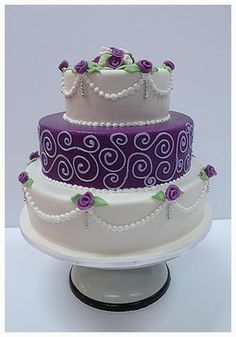 nice How to Decorate a Wedding Cake in a Fantastic Way Check more at http://jharlowweddingplanning.com/how-to-decorate-a-wedding-cake-in-a-fantastic-way