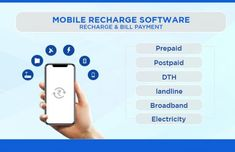 Are you planning to start your own online recharge business and looking for the best mobile recharge software provider company then this is for you? Website Software, Website Services, Seo Services, Affordable Website Design, Multi Level Marketing, Cloud Based, Start Up Business, Best Web, Business Website