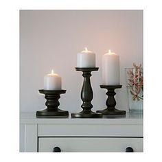 ERSÄTTA Block candle holder - IKEA