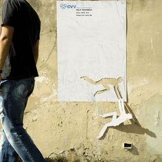 """""""""""Ayudarte a ti mismo"""" así fue nombrada esta genialidad de #streetmarketing del Centro de Prevención del Suicidio en Brasil.  #Marketing #MarketingdeGuerrilla #marketingtips #marketingonline #marketingdigital #marketingstrategy #marketinggenius #marketingsocial #Marketingclass #Marketingdemoda #SocialMedia #CommunityManager #PublicidadCreativa"""" by @omarjaiimes. #startupgrind #successmindset #businesslife #inspiringquotes #successquote #entrepreneurquotes #ceo #motivational #leadership…"""