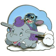 Stitch Adventure - Dumbo