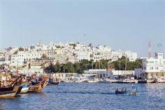 Check.  Tangier Morrocco