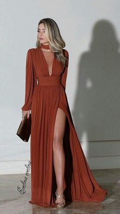 Beautiful 35 Beautiful Wedding Guest Dresses for Fall guest outfit 35 Beautiful Wedding Guest Dresses for Fall Dresses Elegant, Pretty Dresses, Beautiful Dresses, Casual Dresses, Beautiful Beautiful, Fall Formal Dresses, Summer Dresses, Sexy Dresses, Dresses With Sleeves