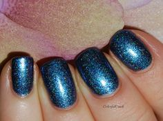 "Glam Polish ""Anduin River"" www.colorfulcrack.com"