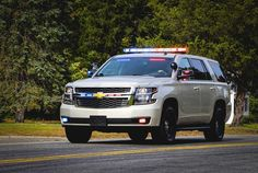 2015 Chevy Tahoe Police